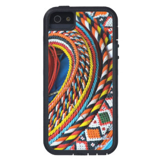 Caso del iphone de la joyería de la gota del iPhone 5 Case-Mate fundas