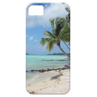 Caso del iPhone de la laguna de Bora Bora Funda Para iPhone SE/5/5s