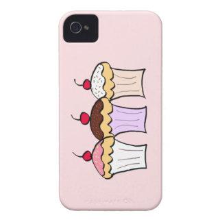 Caso del iphone de la magdalena Case-Mate iPhone 4 funda