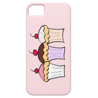 Caso del iphone de la magdalena iPhone 5 carcasas
