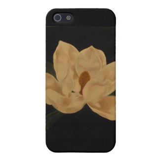 Caso del iPhone de la magnolia 2 iPhone 5 Carcasas
