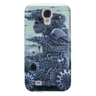 CASO del iPHONE de la MÁQUINA de GUERRA 3G Funda Samsung S4