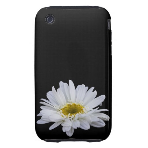 Caso del iPhone de la margarita 3G/3GS - compañero Tough iPhone 3 Carcasa