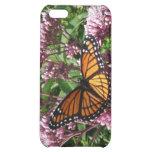 Caso del iPhone de la mariposa