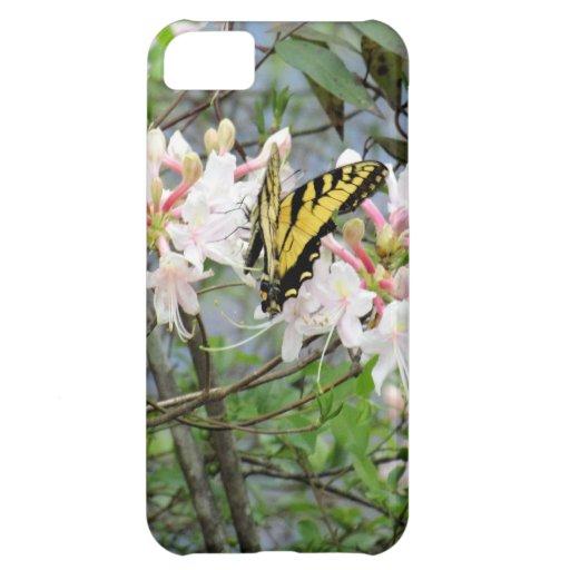 Caso del iPhone de la mariposa de monarca