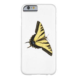 Caso del iPhone de la mariposa de Swallowtail del Funda De iPhone 6 Barely There