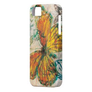 Caso del iPhone de la mariposa iPhone 5 Case-Mate Coberturas