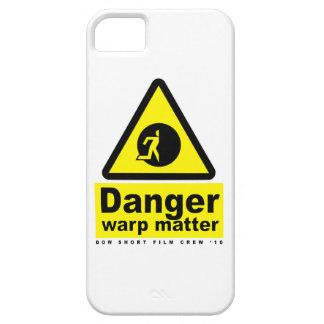 Caso del iPhone de la materia de la deformación Funda Para iPhone SE/5/5s