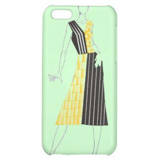 Caso del iPhone de la moda