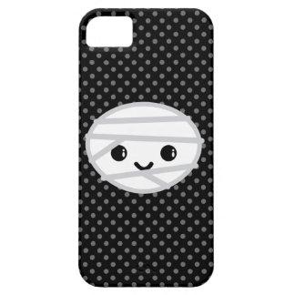 Caso del iPhone de la momia de Kawaii iPhone 5 Carcasas