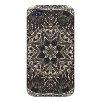 caso del iphone de la moneda de los diablos iPhone 4 cárcasa