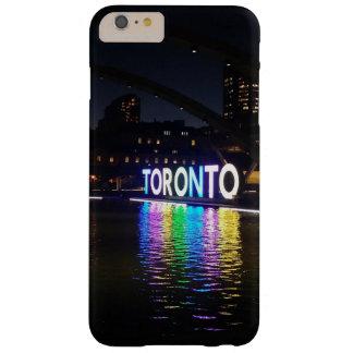 Caso del iPhone de la muestra de Toronto Pan Am Funda Barely There iPhone 6 Plus