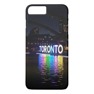 Caso del iPhone de la muestra de Toronto Pan Am Funda iPhone 7 Plus