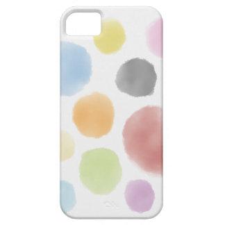 Caso del iPhone de la muestra del color de agua iPhone 5 Case-Mate Carcasa