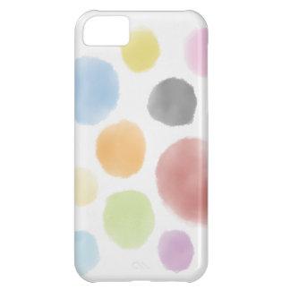 Caso del iPhone de la muestra del color de agua