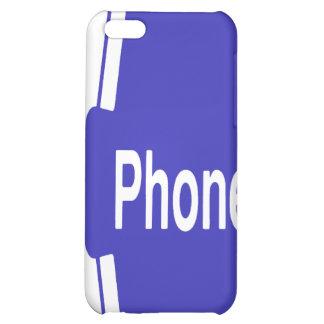 Caso del iPhone de la muestra del teléfono de pago