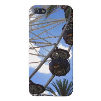 Caso del iPhone de la noria iPhone 5 Protector