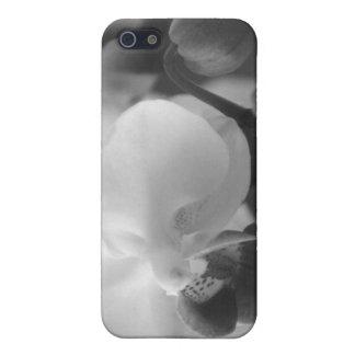 Caso del iPhone de la orquídea iPhone 5 Cárcasas