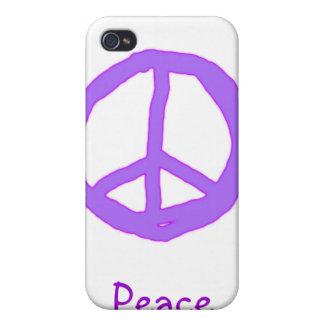 caso del iphone de la paz iPhone 4 coberturas