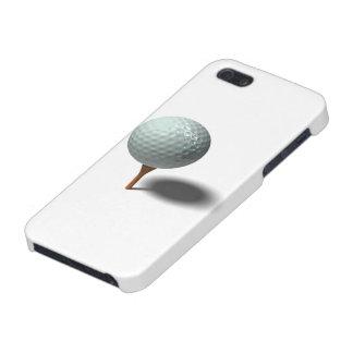 Caso del iPhone de la pelota de golf de la pelota  iPhone 5 Carcasas