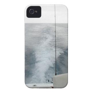Caso del iPhone de la pesca del océano Case-Mate iPhone 4 Cárcasa