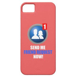 Caso del iPhone de la petición del amigo Funda Para iPhone SE/5/5s