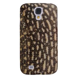 Caso del iPhone de la piel de Pike Funda Para Galaxy S4