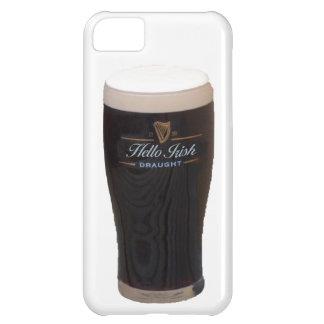Caso del iphone de la pinta de Guinness