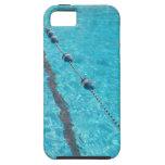 Caso del iPhone de la piscina iPhone 5 Case-Mate Carcasa
