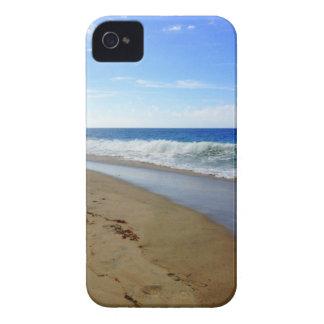Caso del iPhone de la playa y del océano iPhone 4 Funda