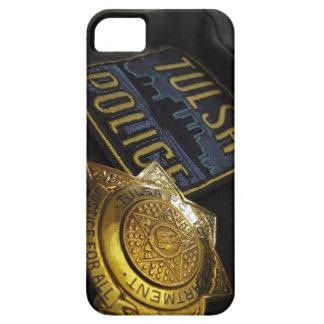 Caso del iphone de la policía de Tulsa iPhone 5 Case-Mate Cárcasas