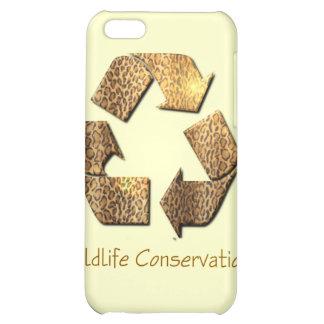 Caso del iPhone de la protección de la fauna