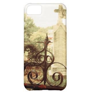 Caso del iPhone de la puerta del cementerio Carcasa iPhone 5C