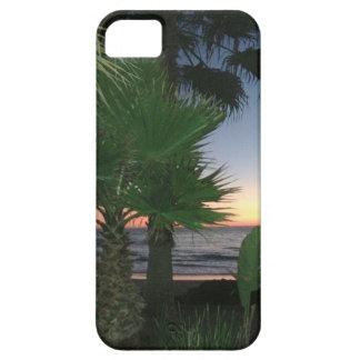 Caso del iPhone de la puesta del sol iPhone 5 Carcasas