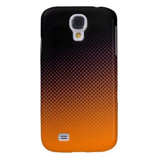 caso del iphone de la puesta del sol funda para galaxy s4