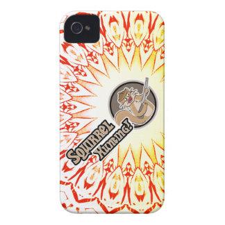 Caso del iPhone de la ráfaga de la caza de la iPhone 4 Cárcasa