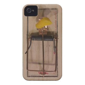 caso del iphone de la ratonera iPhone 4 cárcasa