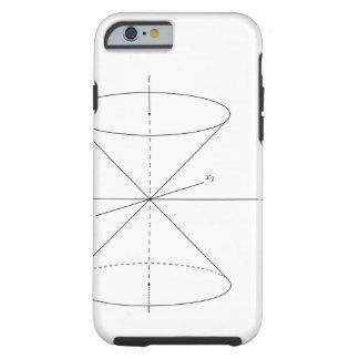 caso del iphone de la relatividad especial funda para iPhone 6 tough