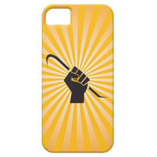 Caso del iPhone de la revolución de la palanca Funda Para iPhone SE/5/5s