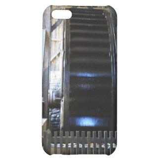 Caso del iPhone de la rueda de agua de la fundició