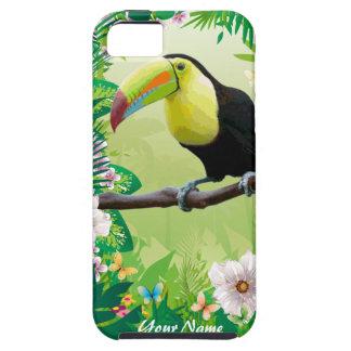Caso del iPhone de la selva 2 Funda Para iPhone SE/5/5s