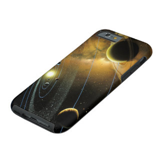 caso del iphone de la Sistema Solar Funda De iPhone 6 Tough