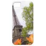 Caso del iPhone de la torre Eiffel iPhone 5 Cárcasas