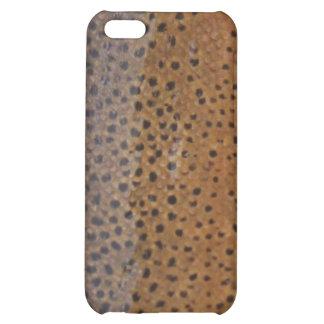 Caso del iPhone de la trucha de Brown