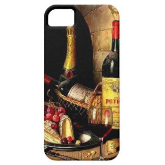 caso del iphone de las botellas de vino iPhone 5 fundas