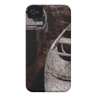 caso del iphone de las canoas iPhone 4 Case-Mate fundas
