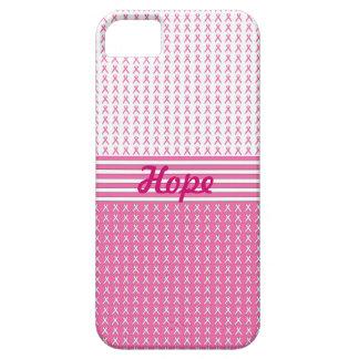 Caso del iphone de las cintas de la conciencia del iPhone 5 Case-Mate protectores