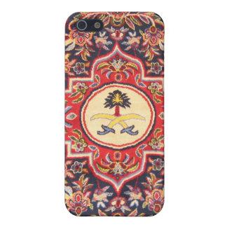 Caso del iPhone de las esteras de Makkah iPhone 5 Carcasas