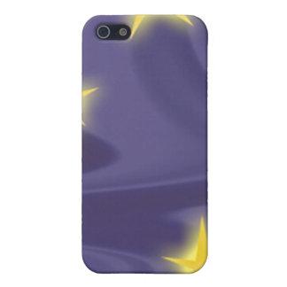 Caso del iphone de las estrellas iPhone 5 funda