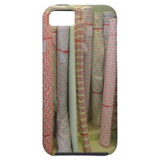Caso del iPhone de los amantes de la tela Funda Para iPhone 5 Tough